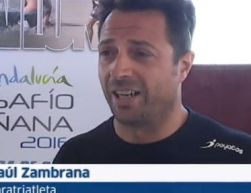 Raúl Zambrana acepta el Desafío Doñana