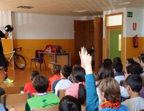 Charla en el Colegio Clara Campoamor