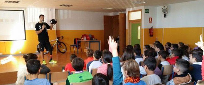 charla colegio