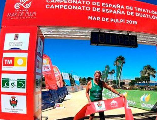 Campeón de España en Almería