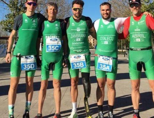 Un equipo histórico en el Campeonato de Andalucía de Duatlón